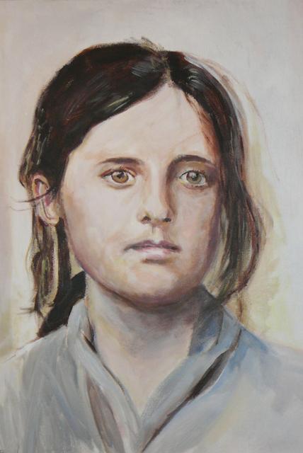 Portretten - Nadia