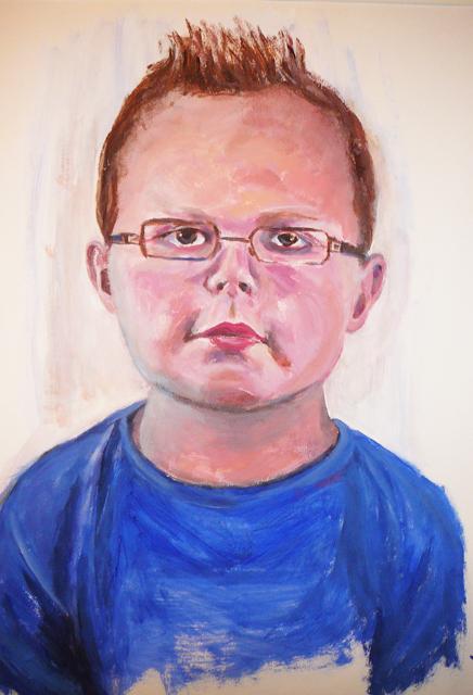 Portretten - Schoolverlater 4